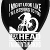 In my head I'm mountain biking - Bandana
