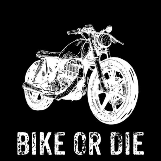 543cfcd4d0afe Bike Or The Motorcycle Driving Biker T-Shirt Gift Bandana - black