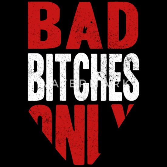 I love bad bitches bandana
