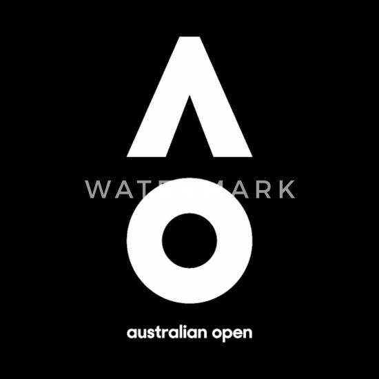 Australian Open Logo Bandana Spreadshirt