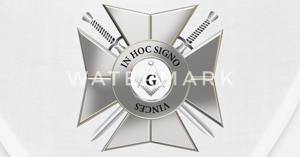 Masonic Cross By Igorsin Spreadshirt
