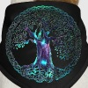 TREE OF LIFE-night water - Dog Bandana