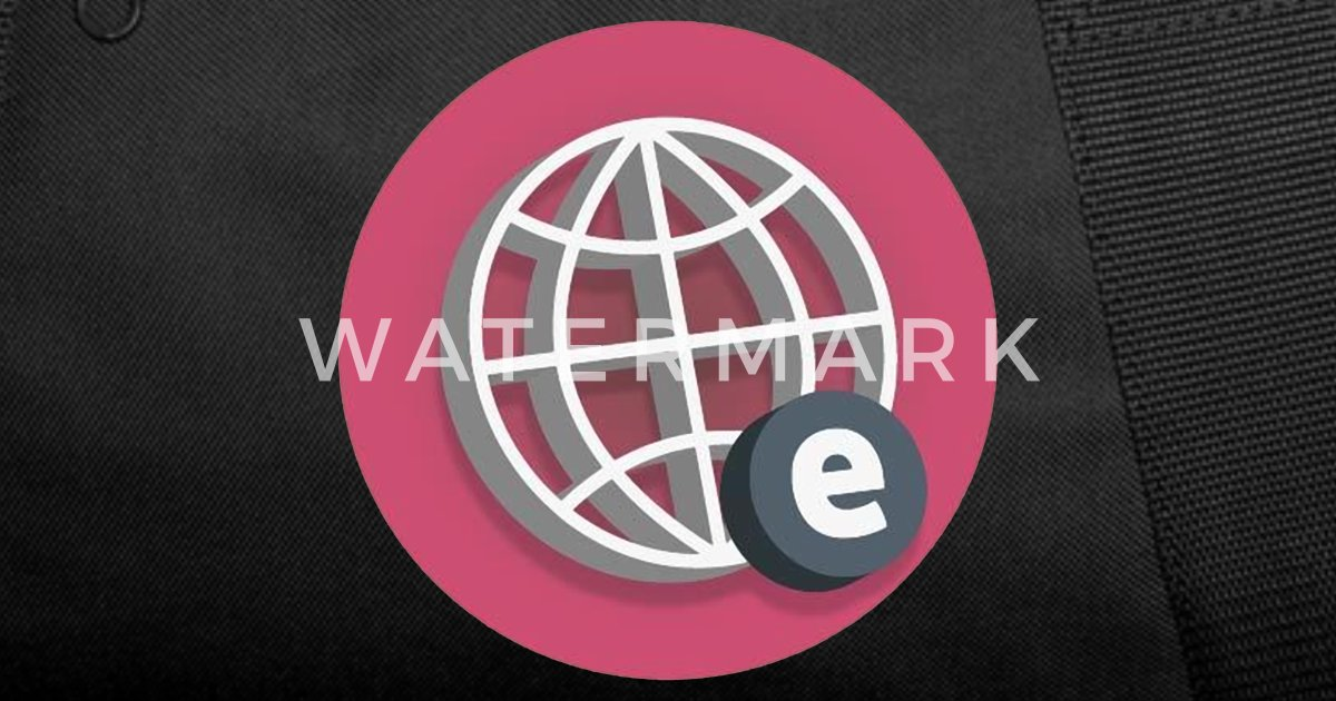 World Internet Icon 3d Duffle Bag Spreadshirt