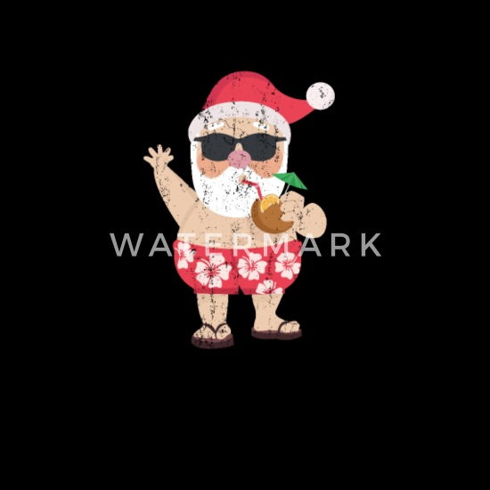 Christmas In July Party Clipart.Christmas In July Shirt Merry Xmas In July Duffel Bag Black