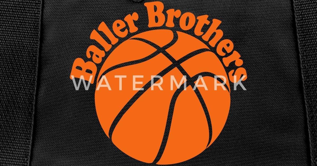 031650455d Baller Brothers Basketball Duffel Bag Duffle Bag