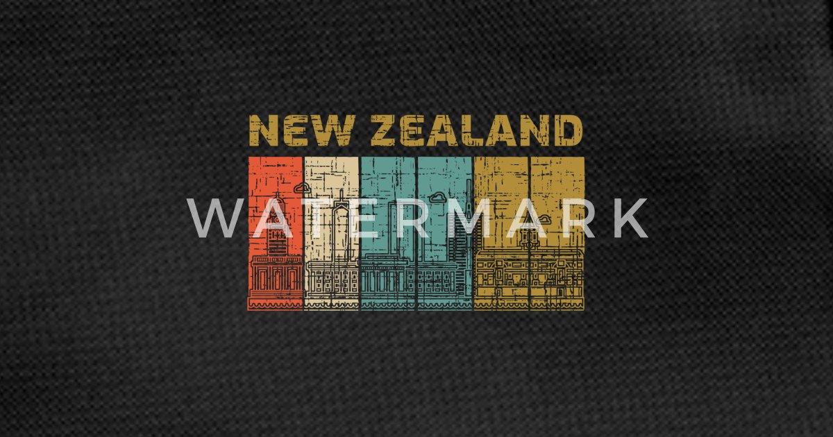 New Zealand Christmas Birthday Gift Idea Duffle Bag
