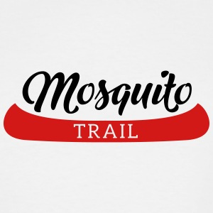 Mosquito Trail Canoe - Men's Tall T-Shirt