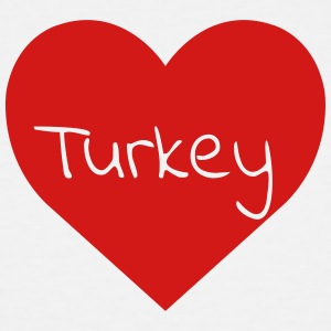 Love Turkey - Men's Tall T-Shirt