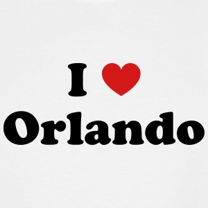 I love Orlando - Men's Tall T-Shirt