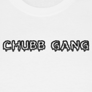 Chubb Gang - Men's Tall T-Shirt