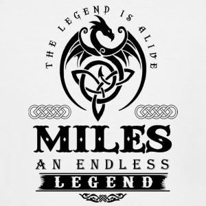 MILES - Men's Tall T-Shirt