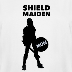 Shield Maiden Mom - Men's Tall T-Shirt