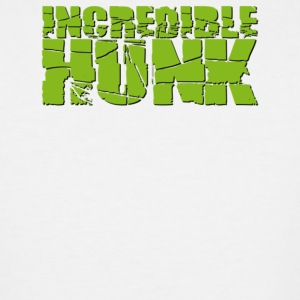 Incredible Hunk - Men's Tall T-Shirt