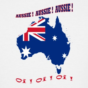 Aussie_Aussie-01 - Men's Tall T-Shirt