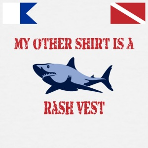 Scuba Rash Vest - Men's Tall T-Shirt