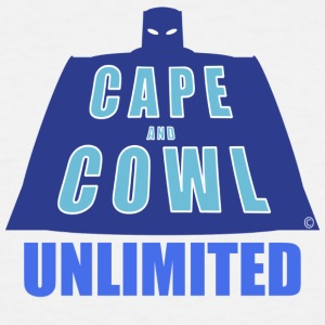 Cape and Cowl Unlimited - Men's Tall T-Shirt
