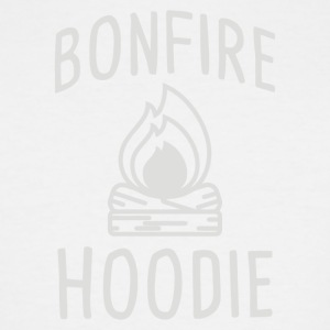Bonfire Hoodie - Men's Tall T-Shirt