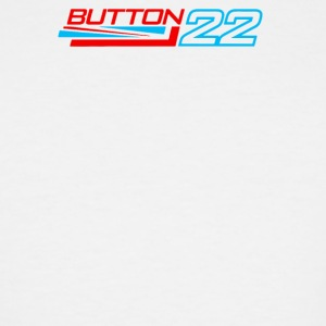 Jenson Button 22 Formula 1 Motor Racing - Men's Tall T-Shirt