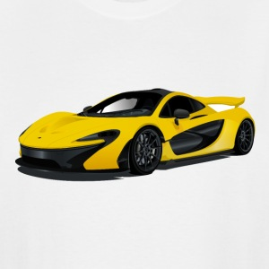 McLaren P1 - Men's Tall T-Shirt