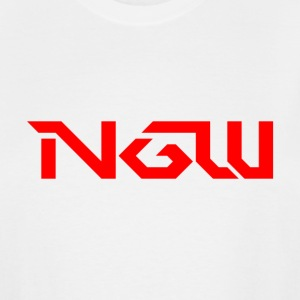 NGW second - Men's Tall T-Shirt
