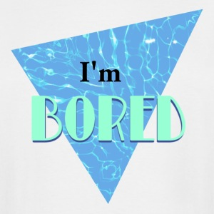I'm bored - Men's Tall T-Shirt