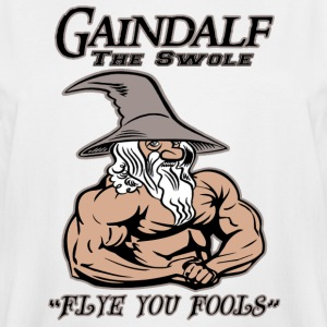 Gaindalf the Swole - Men's Tall T-Shirt