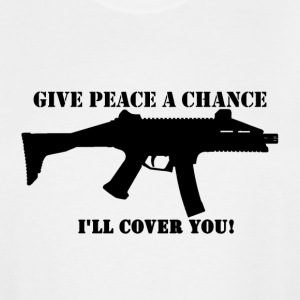 Scorpion Evo - Give Peace a Chance - Men's Tall T-Shirt