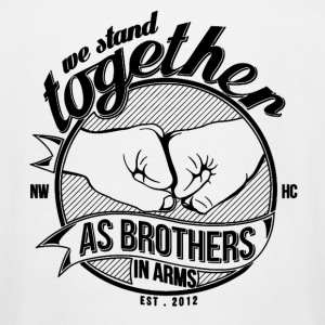 We stand together - Men's Tall T-Shirt