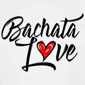 Bachata love 1 - Men's Tall T-Shirt