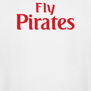 Fly Pirates - Men's Tall T-Shirt