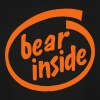 BEAR INSIDE - Men's Tall T-Shirt