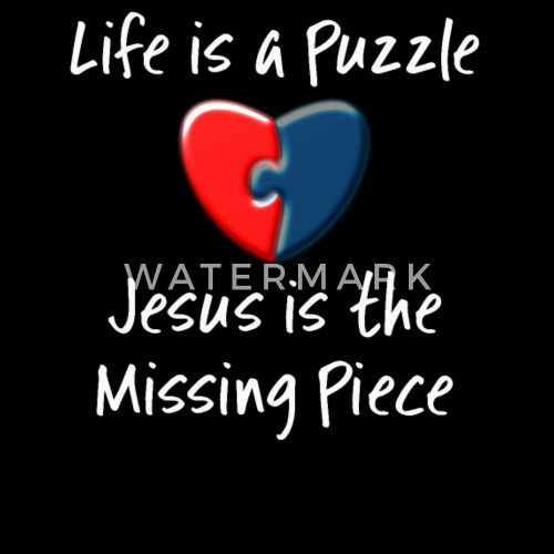 Religious Quotes Life Is A Puzzle Jesus Is The By Stacyanne60 Gorgeous Religious Quotes About Life