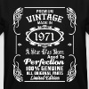 Vintage made in 1971 - Men's Tall T-Shirt