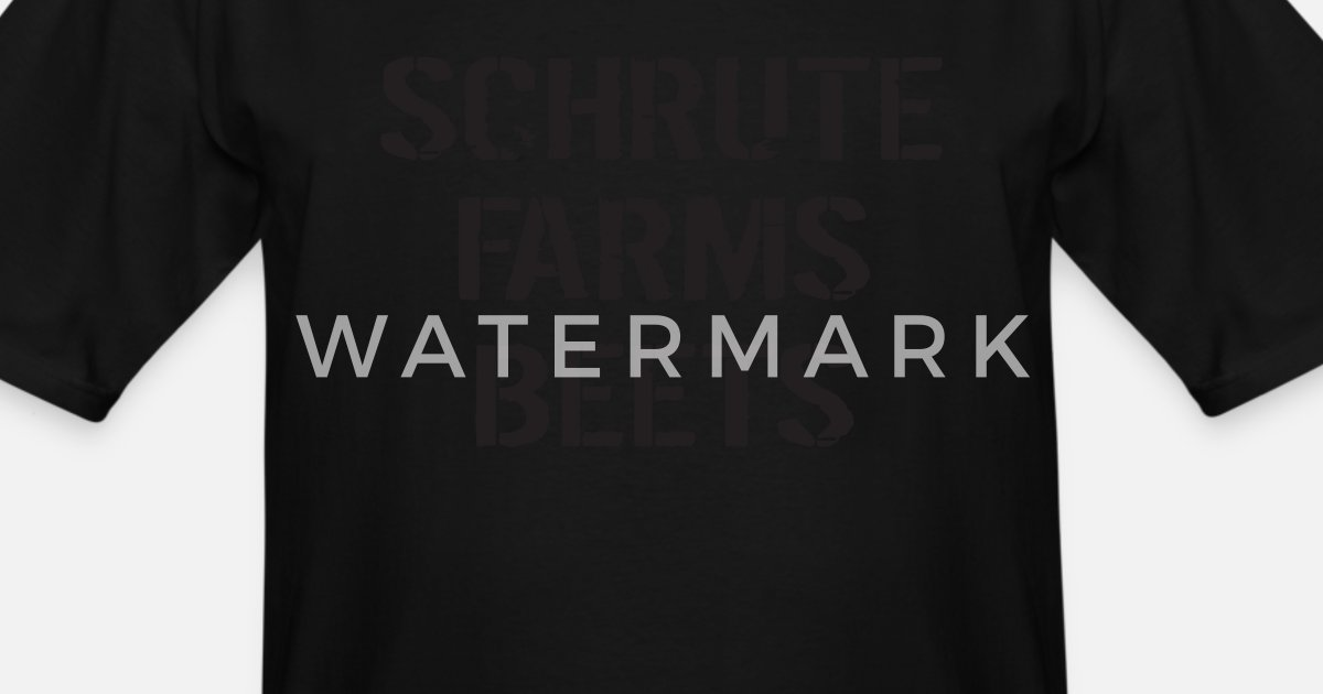08474ecf0 Schrute Farms Beets Adult Funny Humor Tv Countrysi by Liam Viney |  Spreadshirt