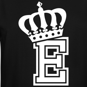 Name: Letter E Character E Case E Alphabetical E - Men's Tall T-Shirt