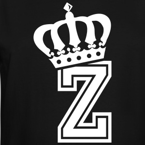 Name: Letter Z Character Z Case Z Alphabetical Z - Men's Tall T-Shirt