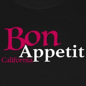 California Bon Appetit Signature - Men's Tall T-Shirt