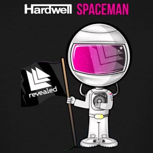 Hardwell - Call me a Spaceman - Men's Tall T-Shirt