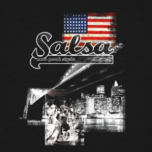 KL salsa14 - Men's Tall T-Shirt