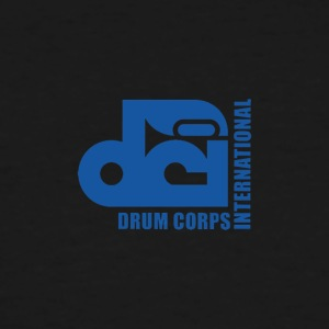Drum Corps International T-Shirt - Men's Tall T-Shirt