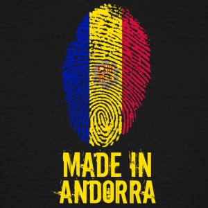 Made In Andorra - Men's Tall T-Shirt