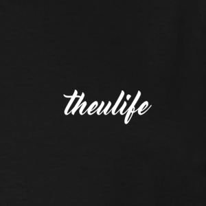 theulife text edition - Men's Tall T-Shirt