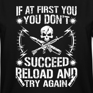 If at first you don't succeed reload and try again