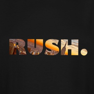 Rush. - Men's Tall T-Shirt