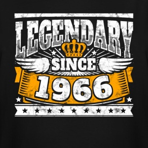 Legend Birthday: Legendary since 1966 birth year - Men's Tall T-Shirt