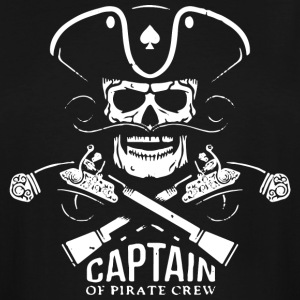 Captain of pirate crew - Men's Tall T-Shirt