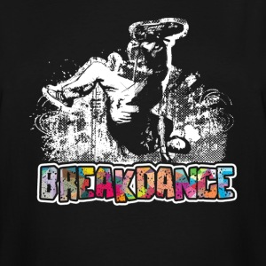 Breakdance Shirt - Breakdance Funny Shirts - Men's Tall T-Shirt