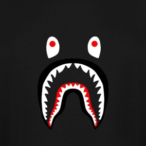 bape shark - Men's Tall T-Shirt