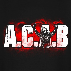 ACAB Pyro - Men's Tall T-Shirt