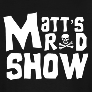 Matt's Rad Show Logo. - Men's Tall T-Shirt